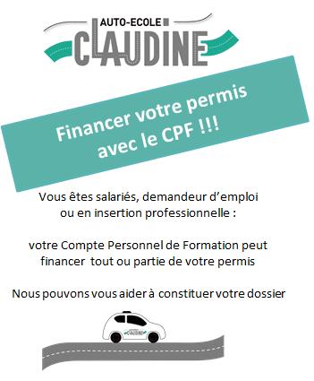 image Claudine CPF